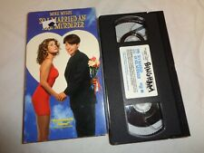 "USED  VHS MOVIE ""So I Married An Axe Murder"""