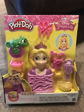 Play-Doh Royal Salon Featuring Disney Princess Rapunzel, New In Package