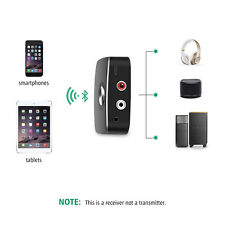 Auto Pro Wireless 4.1 Bluetooth Receiver Adapter 3.5mm to 2RCA AUX Audio Adapter