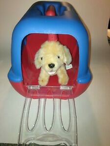 Ackerman toy pet carrier with soft toy puppy & accessories