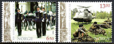 Norway 1486-1487, MNH. King's Guard,150th anniv.In dress and field uniforms,2006