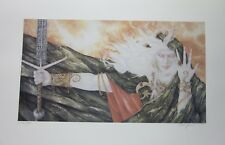 Robert Gould - Elric - The White Wolf - Signed and Numbered Print