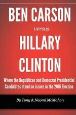 U. S. Presidential Election: Ben Carson Versus Hillary Clinton : Where the...