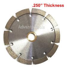 "5"" x .250"" Tuck Point Diamond Blade for Mortar Concrete Masonry"