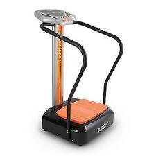 Klarfit Vibration Trainer Heart Fitness Platform Body Exercise Workout Station