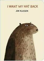 I Want My Hat Back, Hardcover by Klassen, Jon; Klassen, Jon (ILT), Brand New,...