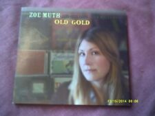 ZOE MUTH & THE LOST HIGH ROLLERS-OLD GOLD 6 TRK CD COUNTRY,FOLK
