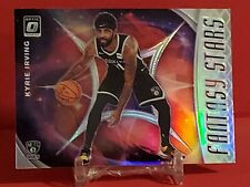 New listing 2019-20 Optic Kyrie Irving Silver Holo Fantasy Stars SP Insert #2 Brooklyn Nets