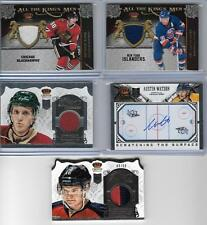 JONAS BRODIN MINNESOTA WILD 2013-14 CROWN ROYALE HEIRS TO THE THRONE #HT-JB