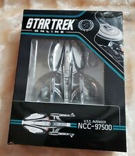Star Trek Online Starship Collection #11 Avenger Federation Battlecruiser New