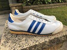 Vintage adidas Rom, UK 9, Made in West Germany, worn, no og box