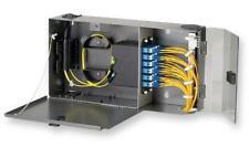 Corning Pretium Wall-Mountable Housing (PWH), Holds 2 CCH Connector Panels