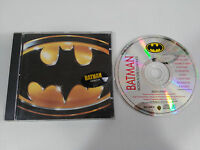 BATMAN PRINCE SOUNDTRACK OST BSO CD WARNER 1989