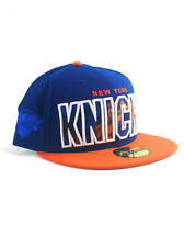 New Era NBA New York NY Knicks 59fifty Fitted Hat Size 7 1/4 Spider-Man Marvel