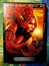 Spider-man 2: Superbit DVD NEW OOP Tobey Maguire Kirsten Dunst James Franco