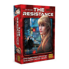 The Resistance Board Game NEW