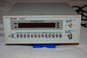 Atten Frequency Counter, 10Hz-2.4Ghz