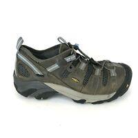 Keen Utility Womens Size 9.5 Brown ESD Leather Hard Safety Toe Work Shoes