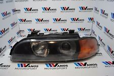 1998-2000 BMW E39 528 Driver Side LEFT XENON Headlight Head Light LAMP