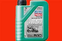 1 Liter Kanister (1 L=8,80 €) LIQUI MOLY 1273 Universal Gartengeräteöl 10W30 Öl