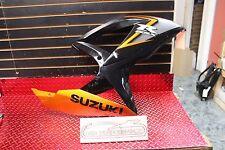 08 - 09 SUZUKI GSXR 600 750 AFTER MARKET RIGHT MID FAIRING PLASTIC DAMAGE GX141
