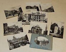 LILLE Pochette 10 PHOTOS véritables dont animées : La Grande Place + Le Théâtre