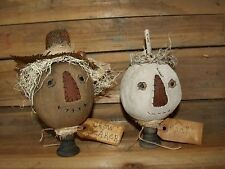 PATTERN~on cd//PRIMITIVE FORGOTTEN PUMPKINS//FARMHOUSE//HALLOWEEN//PT09