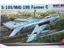 1/48 S-105 / MiG-19 S MiG-19S Czech & Rus decals for 5ac, Photo Etch Included
