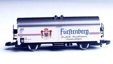 86001 Marklin Z Fürstenberg Fürstenbergishen Brauerei car