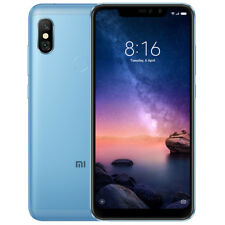 """Xiaomi Redmi Note 6 Pro 4G Smart Phone 6.26"""" Android 8.1 Snapdragon 636 3GB 32GB"""