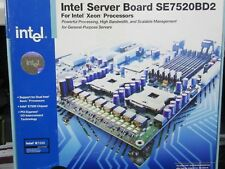 Intel Server Board SE7520BD2 for Intel Xeon Processors