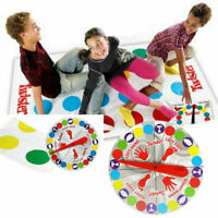 2020 Classic Twister Funny Family Moves Board Game Children Friend Body Games