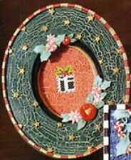 Mary Engelbreit Oval Holiday Picture Frame-Me77231