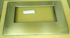 Belling G707SS 050551176 gas cooker main oven outer door glass