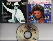 DONNA LYNTON Let The Curtain Fall CD DUTCH POP W HANS VERMEULEN TOOTS THIELEMANS