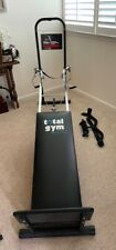 Total Gym 14000 Professional Heavy Duty w/ acc. & routines 450lb weight Capacity