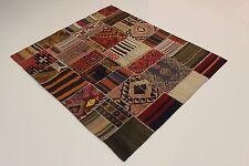 nomades Kelim patchwork look antique PERSAN TAPIS tapis d'Orient 2,05 x 1,77
