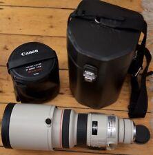 Canon  EF 300mm 1:2.8 L Ultrasonic Lens
