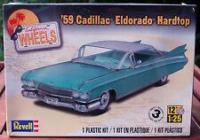 1959 Cadillac Eldorado Hard Top Coupe, 1:25, Revell USA 4361