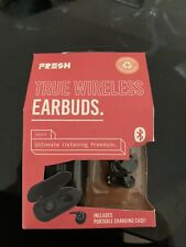 FRESH TRUE WIRELESS EARBUDS (BRAND NEW & SEALED) Black