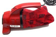 Dirt Devil Red Handheld Vacuum Royal Model 08103 With Long Cord Made in USA Used