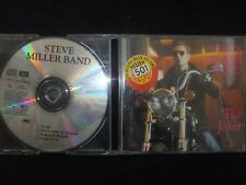CD SINGLE STEVE MILLER BAND / THE JOKER /