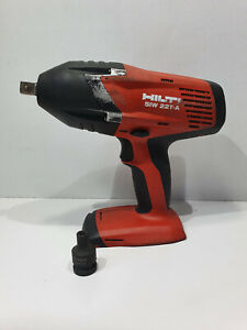 Hilti 22v Impact Wrench SIW 22T-A + Adapter