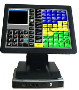 Point of sale POS System Register  Restaurant Bar or Restaurant, NO MONTHLY FEES