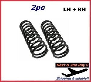 For JEEP GRAND CHEROKEE 1999-2004 Coil Spring SET Front KIT MOOG 80974