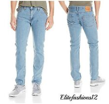 Levi's Mens 511 Slim Fit Jeans,Light Stonewash Size 29 x 30, Style # 045111289