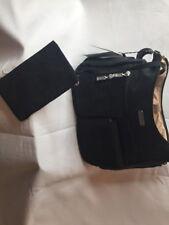 BAGGALLINI Everywhere Bag Black Crossbody Travel Purse Bag Adjustable Strap