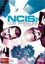 NCIS LA: LOS ANGELES : Season 7 : NEW DVD