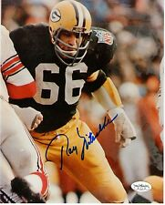 ~RAY NITSCHKE (dec.) Green Bay Packers signed autographed 8x10 photo- JSA Cert.~