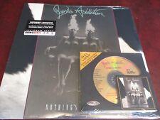 JANE'S ADDICTION SHOCKING AUDIO FIDELITY 24 KARAT GOLD AUDIOPHILE HD CD +180G LP